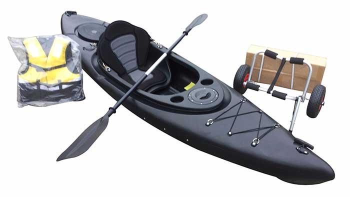 Best fishing kayak under £400 » Human Powered Vehicles